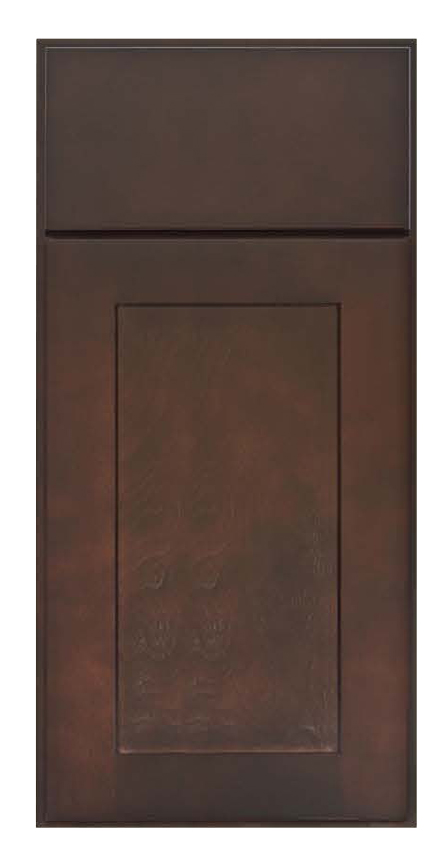 CNC Cabinetry Luxor Espresso Kitchen Cabinet - SB48 - Sink Base Cabinets