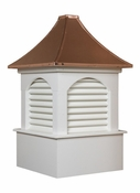 Dalton Style - Louvered Cupola - Estate Series