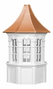 Danbury Style - Windowed Cupola - Signature Series