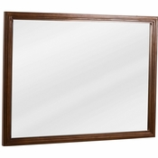 Elements - Mirror - Walnut - MIR029-48