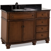 Elements - Bath Vanity -  - VAN029-48-T