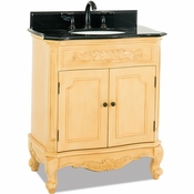 Elements - Bath Vanity - Buttercream - VAN061-T