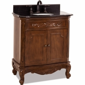 Elements - Bath Vanity - Nutmeg - VAN062-T
