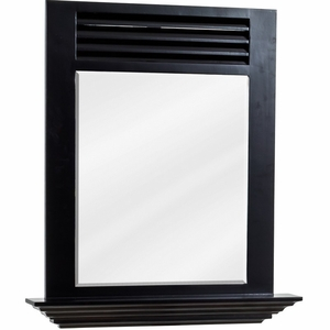 Elements - Mirror - Espresso - MIR079