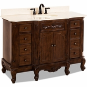 Elements - Bath Vanity - Nutmeg - VAN062-48-T-MC