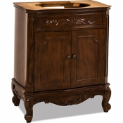 Elements - Bath Vanity - Nutmeg - VAN062-NT