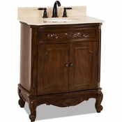 Elements - Bath Vanity - Nutmeg - VAN062-T-MC