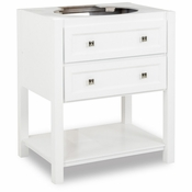 Elements - Bath Vanity - White - VAN066-NT