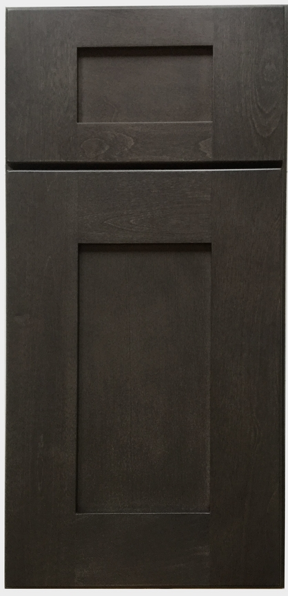Forevermark Greystone Shaker Kitchen Cabinet   EPB242D GS