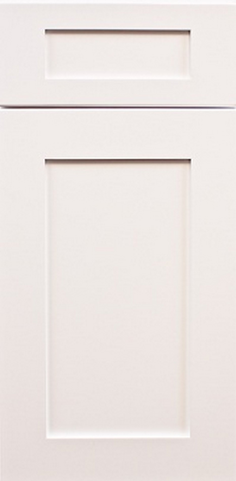 Forevermark ice white shaker kitchen cabinet b30mw aw for White cabinets