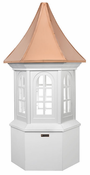 Good Directions - Georgetown Style - Windowed Cupola - 4226HX