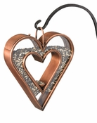 Good Directions - Heart Fly-Thru Bird Feeder - 113VB