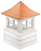 Good Directions - Guilford Style - Louvered Cupola - 2122GV