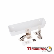 """Hardware Resources - 11-11/16"""" Wide Sink Tipout Tray Pack. - TO11S-R"""