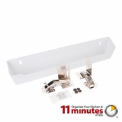 """Hardware Resources - 14-13/16"""" Wide Sink Tipout Tray Pack. - TO14S-R"""