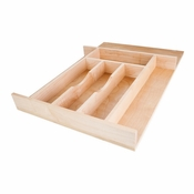 Hardware Resources - Drop In Drawer Organizer Cutlery Tray. - Birch - DO14