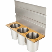 Hardware Resources - Canister Hanging Shelf for Smart Rail Storage Solution. - SRSSS930-BAM