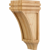 Hardware Resources - COR22-1RW - Mission Corbel - Rubberwood