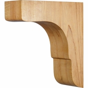 Hardware Resources - CORZ-2MP - Transitional Corbel - Hard Maple