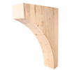Hardware Resources - CORZ-1MP - Transitional Corbel - Hard Maple