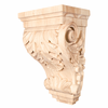 Hardware Resources - CORB-4MP - Wide Acanthus Corbel - Hard Maple