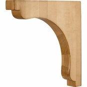 Hardware Resources - COR28-2MP - Transitional Corbel - Hard Maple