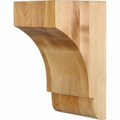 Hardware Resources - COR32-1RW - Transitional Corbel - Rubberwood