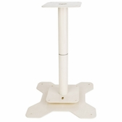 Hardware Resources - Lazy Susan Pole for 2  Kidney Shelves. - LSP2