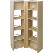 Hardware Resources - Pantry Swing Out Cabinet. - Birch - PSO45