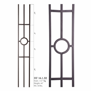 House of Forgings Aalto Collection 16.1.32-T