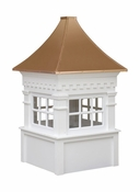 Jamesport Style - Windowed Cupola - Signature Series