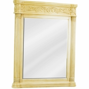 Jeffrey Alexander - Mirror - Antique White - MIR011