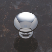 JVJ Hardware - Cabinet Knob - Polished Chrome - 30526