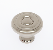 JVJ Hardware - Cabinet Knob - Polished Nickel - 34916