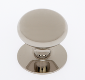 JVJ Hardware - Cabinet Knob - Polished Nickel - 35416
