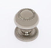 JVJ Hardware - Cabinet Knob - Polished Nickel - 45816