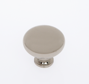 JVJ Hardware - Cabinet Knob - Polished Nickel - 46016