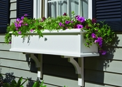 "Lazy Hill Farm Charleston Window Box Kit - 48"" (2 Brackets) - 999163"