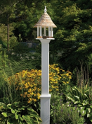 Lazy Hill Farm Bird Feeder with Shingled Roof - 41501