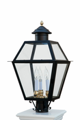 Capital Outdoor Accents - Lexington Lantern