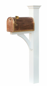 Capital Outdoor Accents - Mailbox Post - Annapolis
