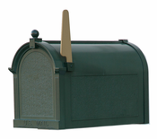 Capital Outdoor Accents - Mailbox - Whitehall
