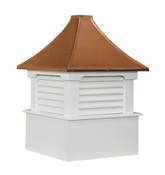 Morton Style - Louvered Cupola - Select Series