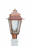 Capital Outdoor Accents - New Orleans Lantern