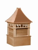 Norwood Style - Transom Window Cupola - Select Series