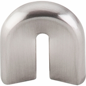 "Top Knobs - Nouveau II Collection - U - Pull 3/4"" (c-c) - Brushed Satin Nickel - M555"