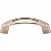 "Top Knobs - Nouveau Collection - Verona Pull 3"" (c-c) - Brushed Bronze - M1772"