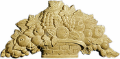 Onlay Moulding Carved Detail Collection C32_9-HM