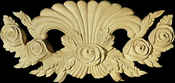 Onlay Moulding Carved Detail Collection OY200-15-HM