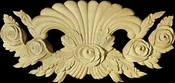 Onlay Moulding Carved Detail Collection OY200-20-HM